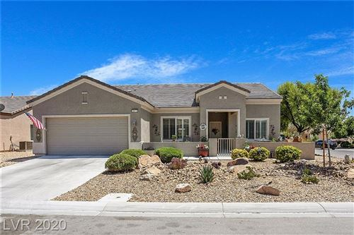Photo of 3613 Crested Cardinal Drive, North Las Vegas, NV 89084 (MLS # 2205441)