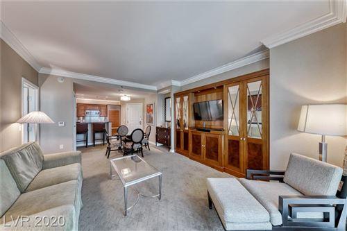 Photo of 125 Harmon Avenue #1121, Las Vegas, NV 89109 (MLS # 2241441)