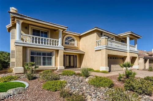 Photo of 4542 Grey Spencer Drive, Las Vegas, NV 89141 (MLS # 2342441)