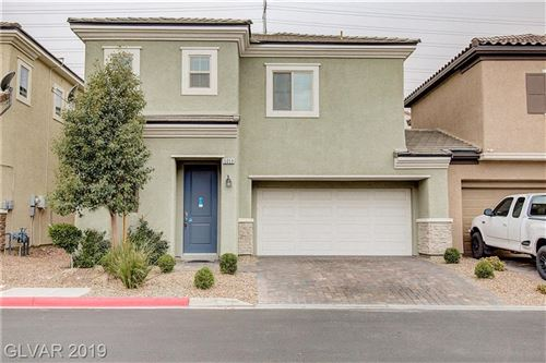 Photo of 5059 FIERY SKY RIDGE Street, Las Vegas, NV 89148 (MLS # 2156442)