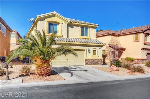 Photo of 569 NEWBERRY SPRINGS Drive, Las Vegas, NV 89148 (MLS # 2274442)