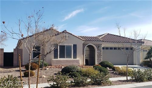 Photo of 8108 Imperial Lakes Street, Las Vegas, NV 89131 (MLS # 2319442)