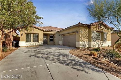 Photo of 5016 Alejandro Way, North Las Vegas, NV 89031 (MLS # 2343442)
