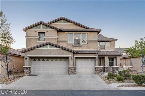 Photo of 5921 Vista Creek Street, North Las Vegas, NV 89031 (MLS # 2250443)