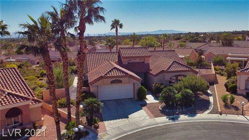 Photo of 2924 Dry Ridge Court, Las Vegas, NV 89134 (MLS # 2343443)