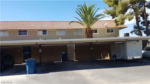 Photo of 2574 PARADISE VILLAGE Way, Las Vegas, NV 89120 (MLS # 2038444)