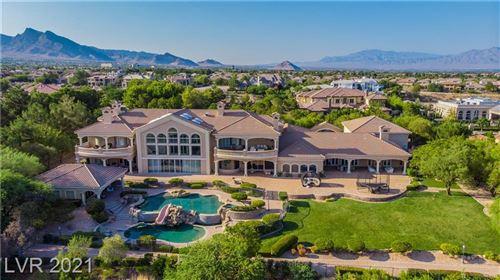 Photo of 9511 Kings Gate Court, Las Vegas, NV 89145 (MLS # 2272444)
