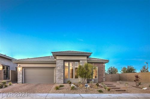 Photo of 12390 Brass Ridge Drive, Las Vegas, NV 89138 (MLS # 2341444)