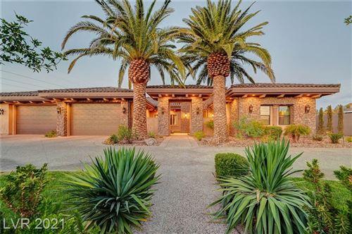 Photo of 9920 Rancho Destino Road, Las Vegas, NV 89183 (MLS # 2313445)