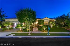 Photo of 1377 OPAL VALLEY Street, Las Vegas, NV 89052 (MLS # 2111446)