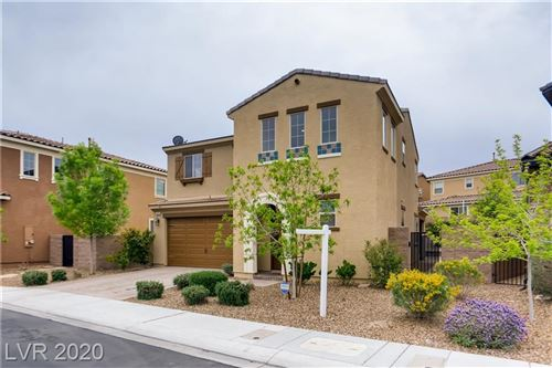 Photo of 3029 Candle Lake Court, Henderson, NV 89044 (MLS # 2185446)
