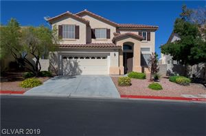 Photo of 1668 SABATINI Drive, Henderson, NV 89052 (MLS # 2137448)