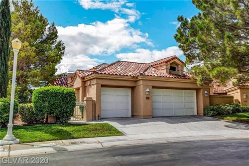 Photo of 8145 ROUND HILLS Circle, Las Vegas, NV 89113 (MLS # 2164448)