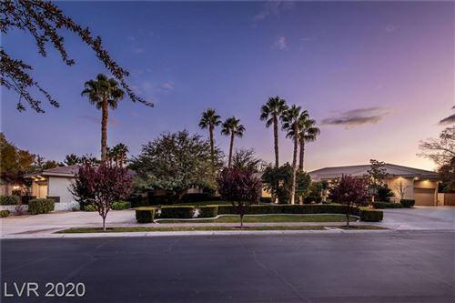 Photo of 181 Inveraray Court, Henderson, NV 89074 (MLS # 2255449)