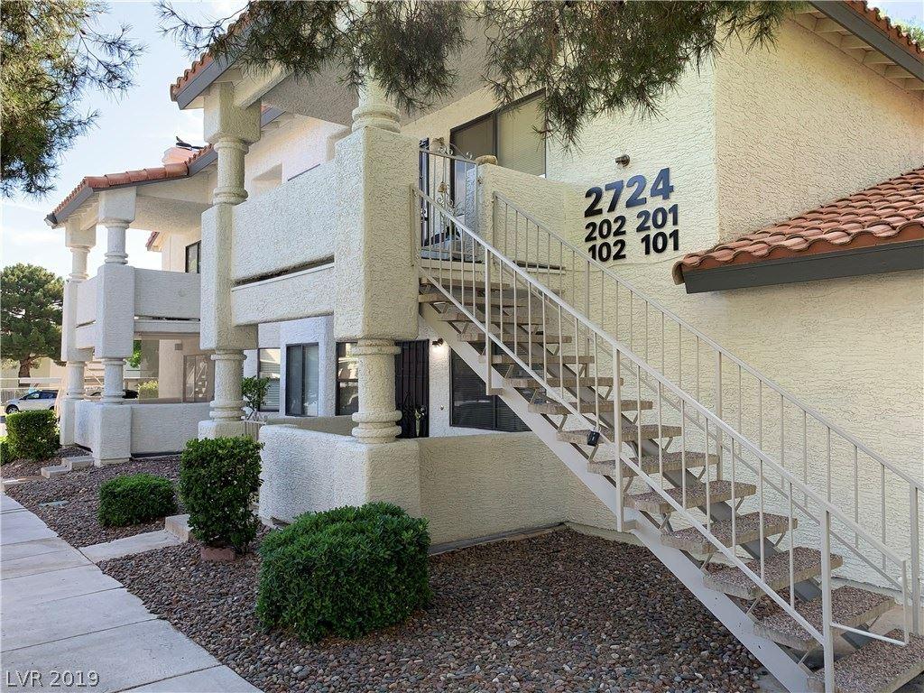 2724 OTTER CREEK Court #101, Las Vegas, NV 89117 - MLS#: 2109449