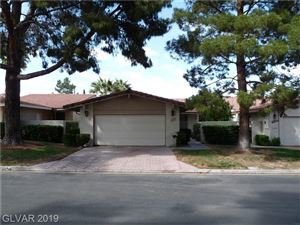 Photo of 3412 CALLE DE CORRIDA, Las Vegas, NV 89102 (MLS # 2144450)
