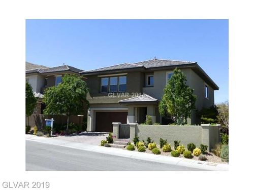 Photo of 10640 TRANQUIL GLADE Lane, Las Vegas, NV 89135 (MLS # 2149450)