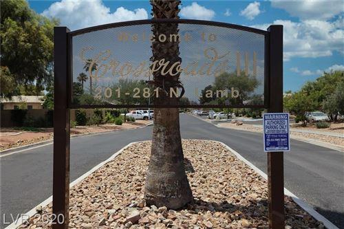 Tiny photo for 279 Lamb #G, Las Vegas, NV 89110 (MLS # 2198450)