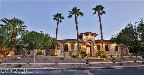 Photo of 9273 Tournament Canyon, Las Vegas, NV 89144 (MLS # 2203450)