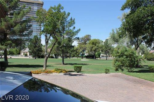 Photo of 3125 PINEHURST Drive #D, Las Vegas, NV 89109 (MLS # 2204450)