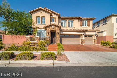 Photo of 1393 Manorwood Street, Las Vegas, NV 89135 (MLS # 2224450)