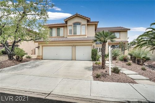 Photo of 8112 Bay Pines Avenue, Las Vegas, NV 89128 (MLS # 2304450)
