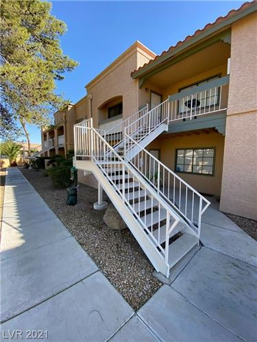 Photo of 5174 South Jones Boulevard #207, Las Vegas, NV 89118 (MLS # 2341450)