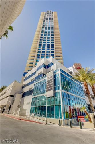 Photo of 2700 South Las Vegas Boulevard #1104, Las Vegas, NV 89109 (MLS # 2297451)