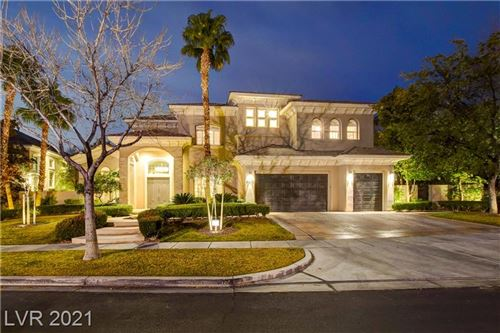 Photo of 620 Canyon Greens Drive, Las Vegas, NV 89144 (MLS # 2323451)