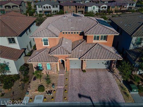Photo of 478 Rosina Vista Street, Las Vegas, NV 89138 (MLS # 2333451)