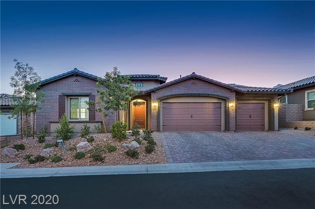 Photo of 12143 CASTILLA RAIN Avenue, Las Vegas, NV 89138 (MLS # 2207451)