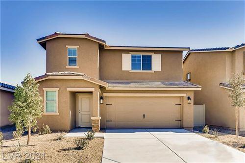 Photo of 605 EL GUSTO Avenue, North Las Vegas, NV 89081 (MLS # 2331452)