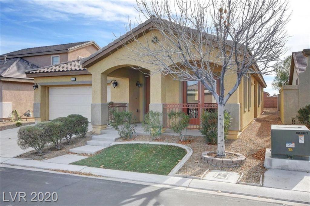 Photo of 3713 JASMINE HEIGHTS Avenue, North Las Vegas, NV 89081 (MLS # 2209452)