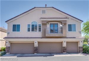 Photo of 1160 HARTS BLUFF Place #101, Henderson, NV 89002 (MLS # 2107453)