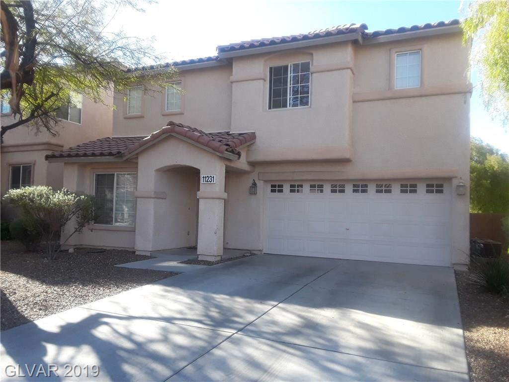 11231 South ACCENTARE Court, Las Vegas, NV 89141 - MLS#: 2160453