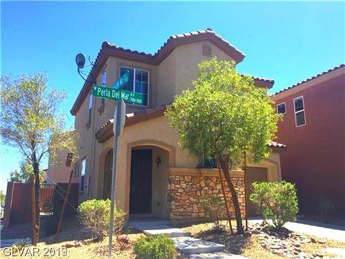Photo of 7589 PERLA DEL MAR Avenue, Las Vegas, NV 89179 (MLS # 2120454)