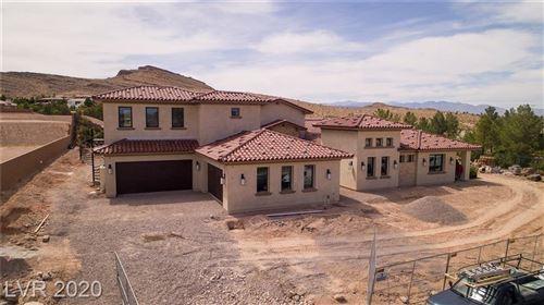 Photo of 3 Augusta Canyon, Las Vegas, NV 89141 (MLS # 2195454)