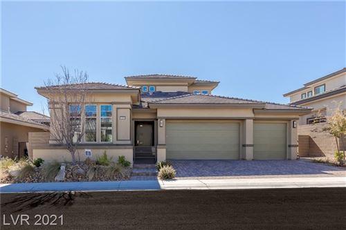 Photo of 12359 Skyracer Drive, Las Vegas, NV 89138 (MLS # 2266454)