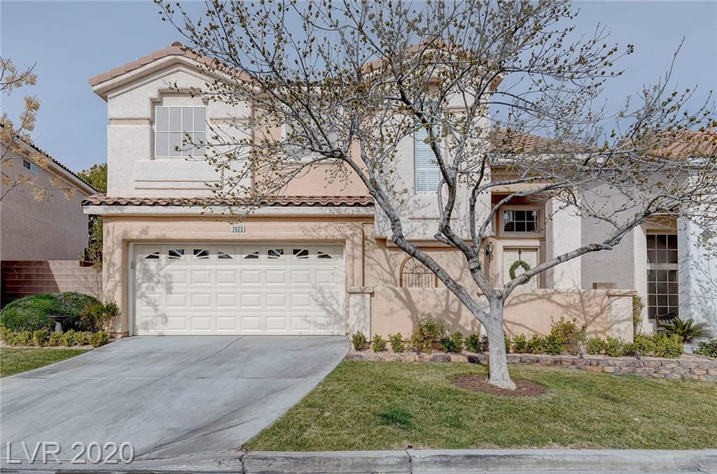 Photo of 2025 SHINING FEATHER Lane, Las Vegas, NV 89134 (MLS # 2174454)