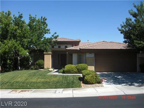 Photo of 6 Panther Creek Court, Henderson, NV 89052 (MLS # 2207455)