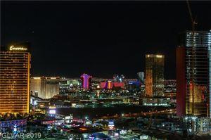 Photo of 2747 PARADISE Road #3303, Las Vegas, NV 89109 (MLS # 2139456)