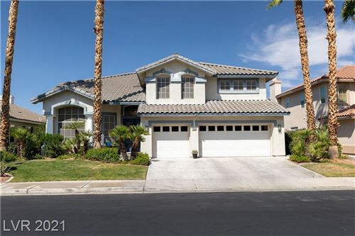 Photo of 2428 TOUR EDITION Drive, Henderson, NV 89074 (MLS # 2335456)