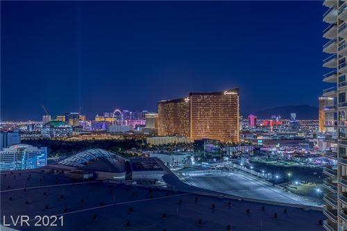 Photo of 2857 Paradise Road #PH2904, Las Vegas, NV 89109 (MLS # 2298457)