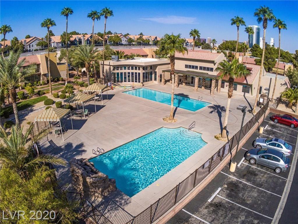 Photo of 5286 River Glen Drive #421, Las Vegas, NV 89103 (MLS # 2234457)