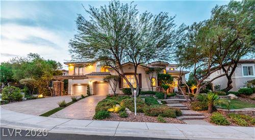 Photo of 11554 TREVI FOUNTAIN Avenue, Las Vegas, NV 89138 (MLS # 2217458)