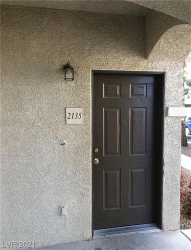 Photo of 9050 Warm Springs Road #2135, Las Vegas, NV 89148 (MLS # 2274458)
