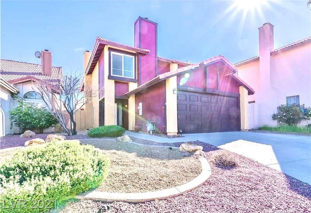 Photo of 8161 Leger Drive, Las Vegas, NV 89145 (MLS # 2342458)