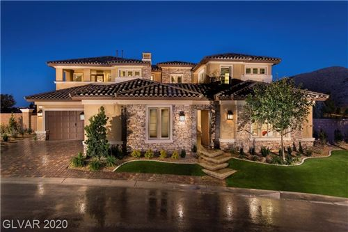 Photo of 4 OLYMPIA CHASE Drive, Las Vegas, NV 89141 (MLS # 2165459)