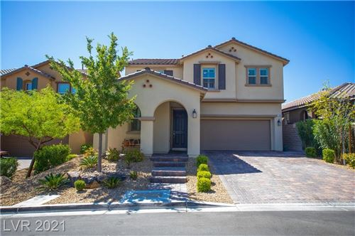 Photo of 12281 Argent Bay Avenue, Las Vegas, NV 89138 (MLS # 2289459)