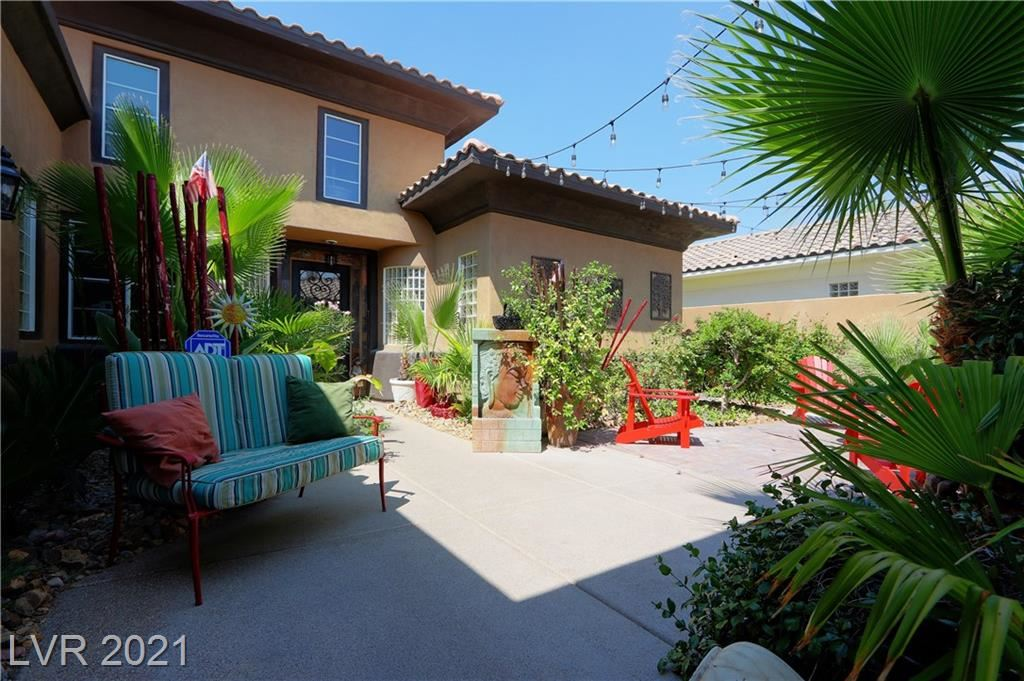 Photo of 2585 Grassy Spring Place, Las Vegas, NV 89135 (MLS # 2325460)
